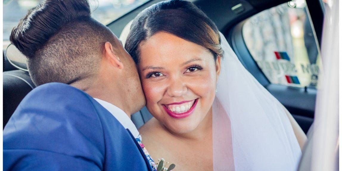 EDWINA & LUCIEN WEDDING