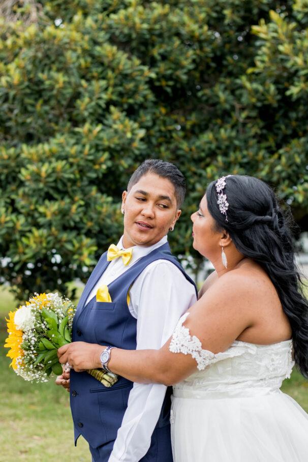 CARLA & JUSTINE WEDDING